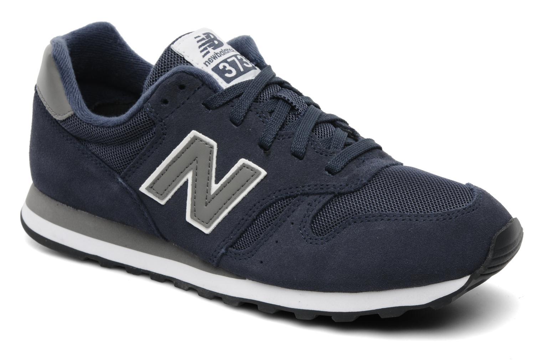 Sneaker New Balance M373 blau detaillierte ansicht/modell