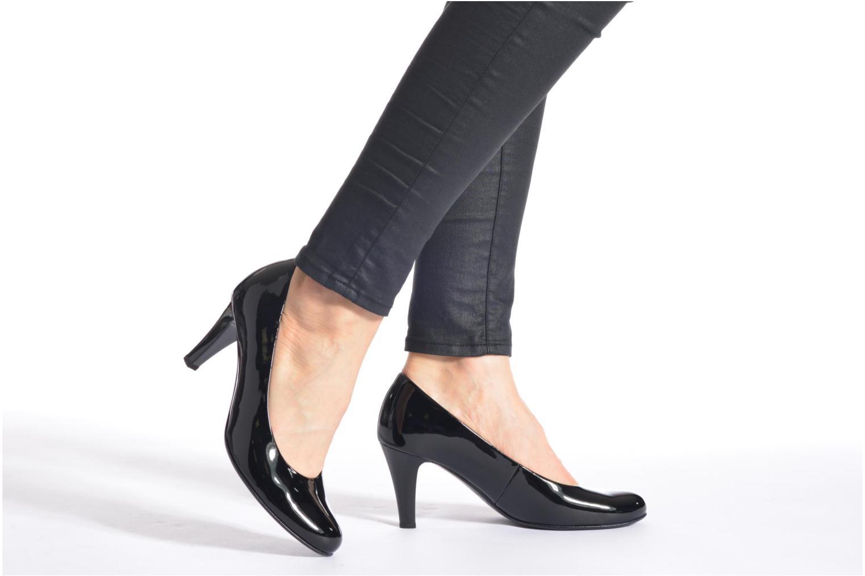 Zapatos de tacón Gabor Livia Negro vista de abajo