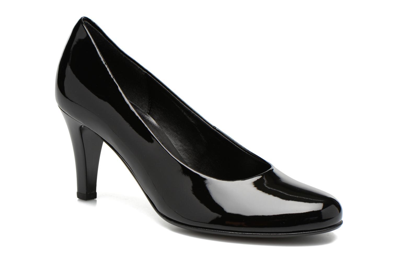 Zapatos de tacón Gabor Livia Negro vista de detalle / par