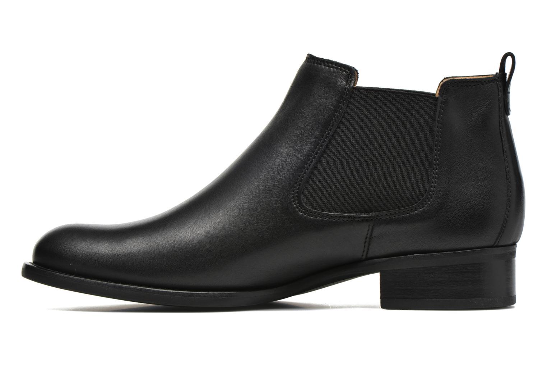 Bottines et boots Gabor Paloma Noir vue face