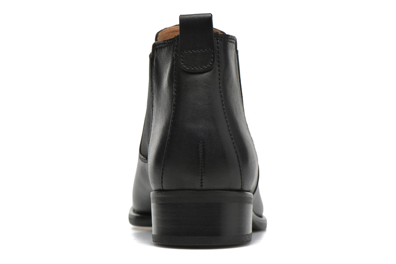 Bottines et boots Gabor Paloma Noir vue droite