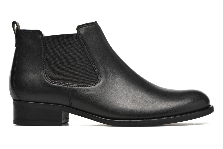 Boots en enkellaarsjes Gabor Paloma Zwart achterkant
