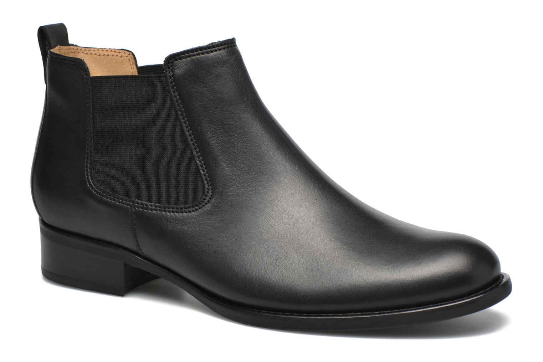 Boots en enkellaarsjes Gabor Paloma Zwart detail