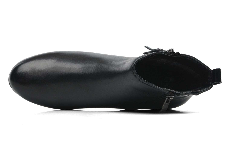 Bottines et boots Caprice Pollie Noir vue gauche