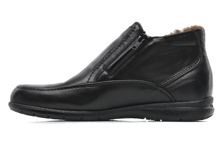 Bottines et boots Fluchos Luca 87830 Noir vue face