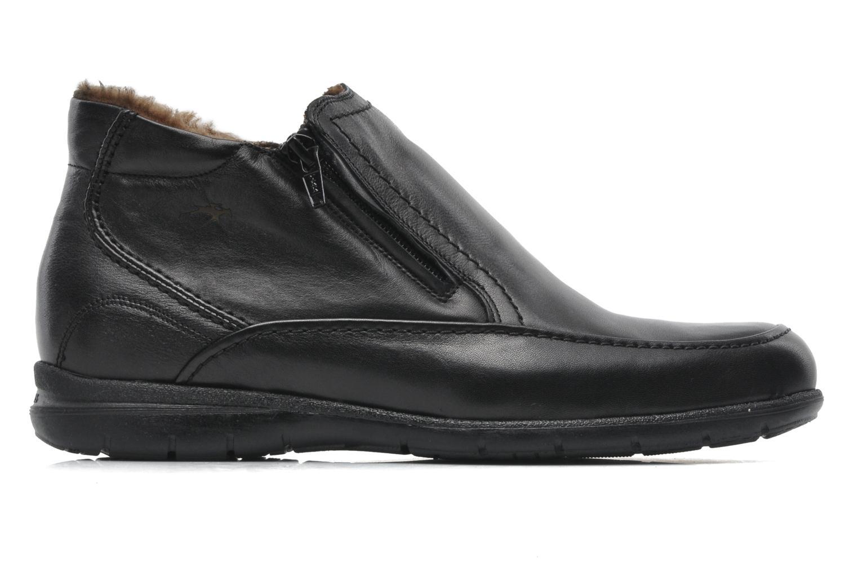 Bottines et boots Fluchos Luca 87830 Noir vue derrière