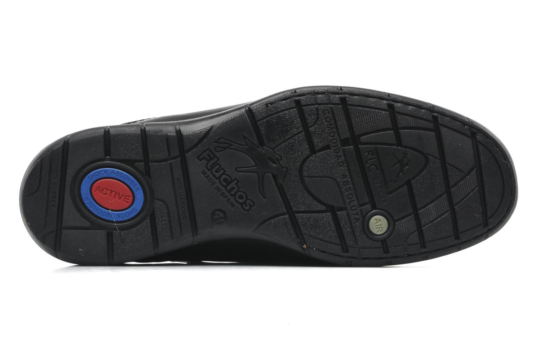 Bottines et boots Fluchos Luca 87830 Noir vue haut