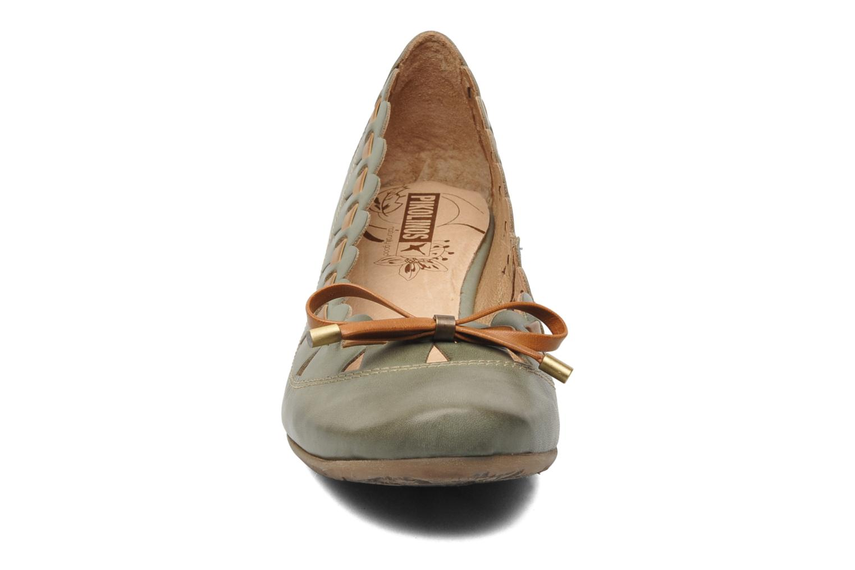 Ballerina's Pikolinos malaga9674 Groen model