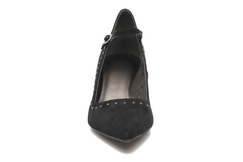 Escarpins Tamaris Sharon Noir vue portées chaussures