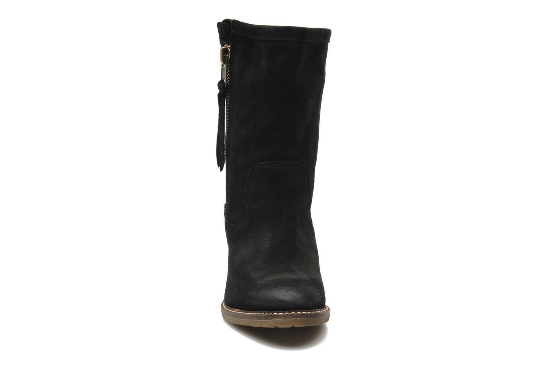 Boots en enkellaarsjes Tamaris Kira Zwart model