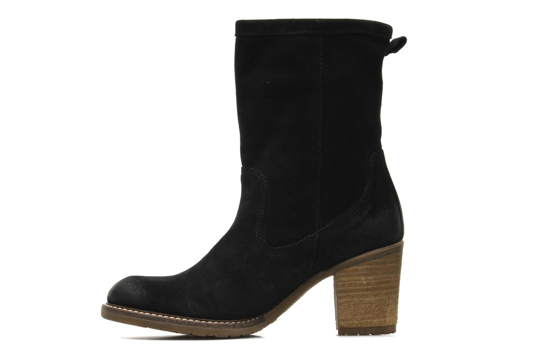 Boots en enkellaarsjes Tamaris Kira Zwart voorkant