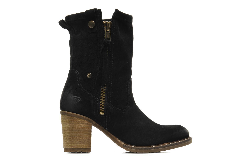 Boots en enkellaarsjes Tamaris Kira Zwart achterkant