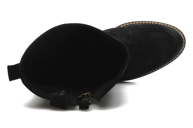 Boots en enkellaarsjes Tamaris Kira Zwart links