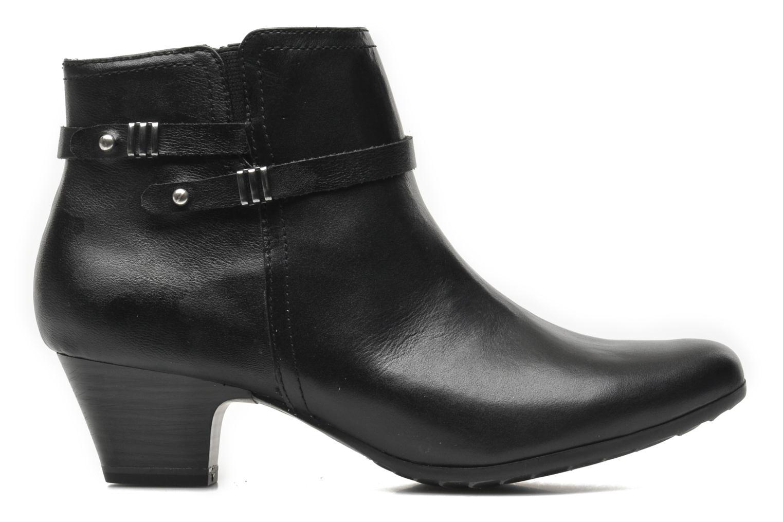 Boots en enkellaarsjes Tamaris Idali Zwart achterkant