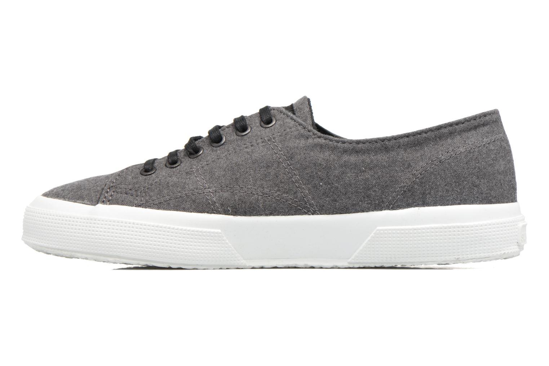 Sneakers Superga 2750 Fabric Wool M Grijs voorkant