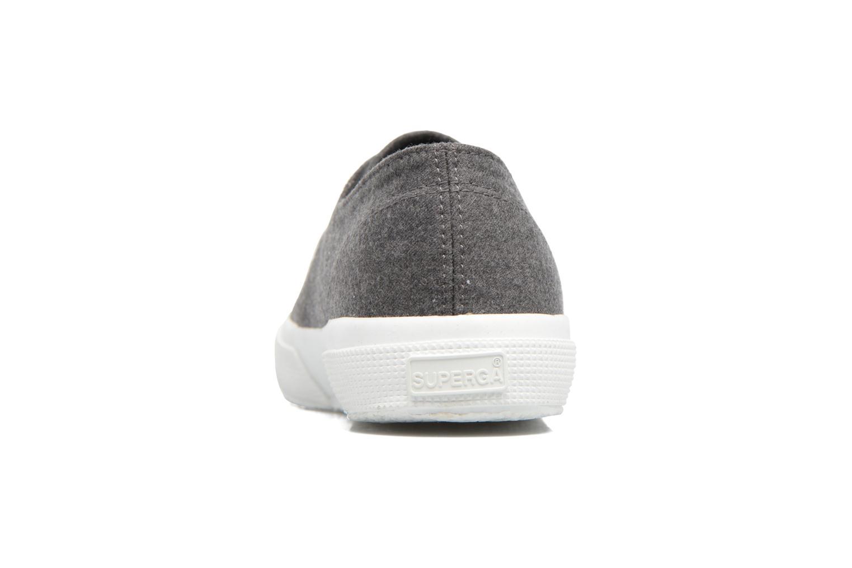 Sneaker Superga 2750 Fabric Wool M grau ansicht von rechts