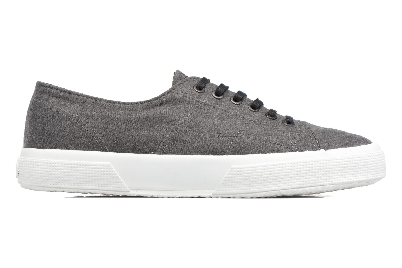 Sneakers Superga 2750 Fabric Wool M Grijs achterkant