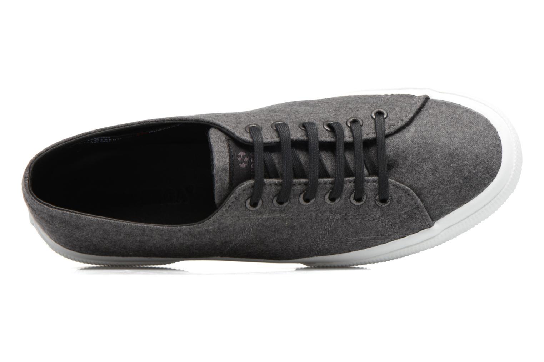 Sneaker Superga 2750 Fabric Wool M grau ansicht von links