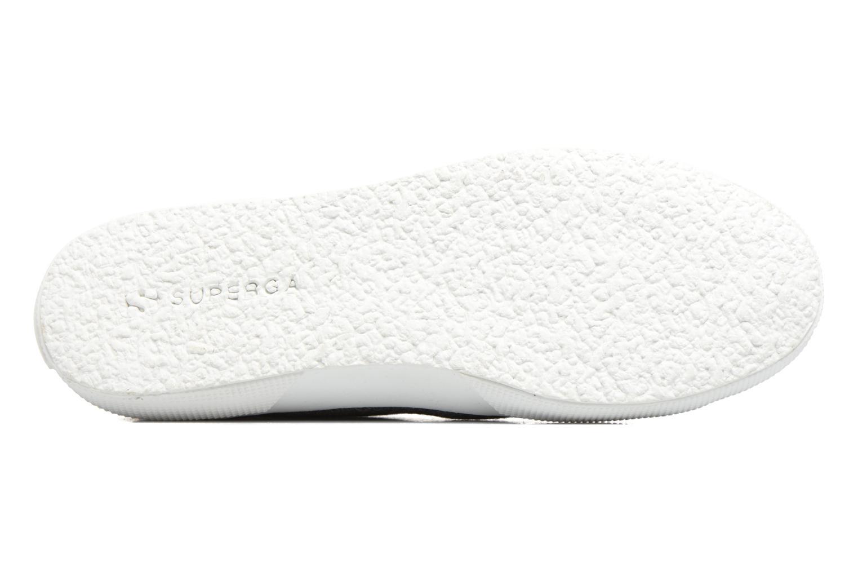 Sneaker Superga 2750 Fabric Wool M grau ansicht von oben