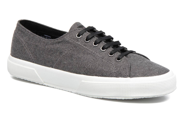 Sneaker Superga 2750 Fabric Wool M grau detaillierte ansicht/modell