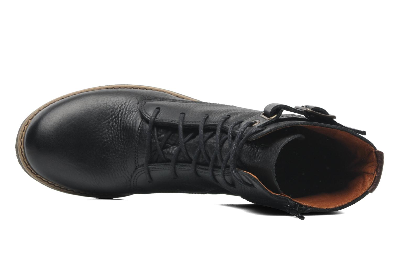 Boots en enkellaarsjes TBS Mazzly Zwart links