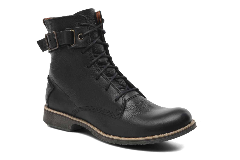 Boots en enkellaarsjes TBS Mazzly Zwart detail