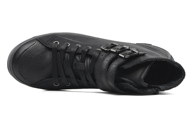 Sneakers TBS Aurane Zwart links