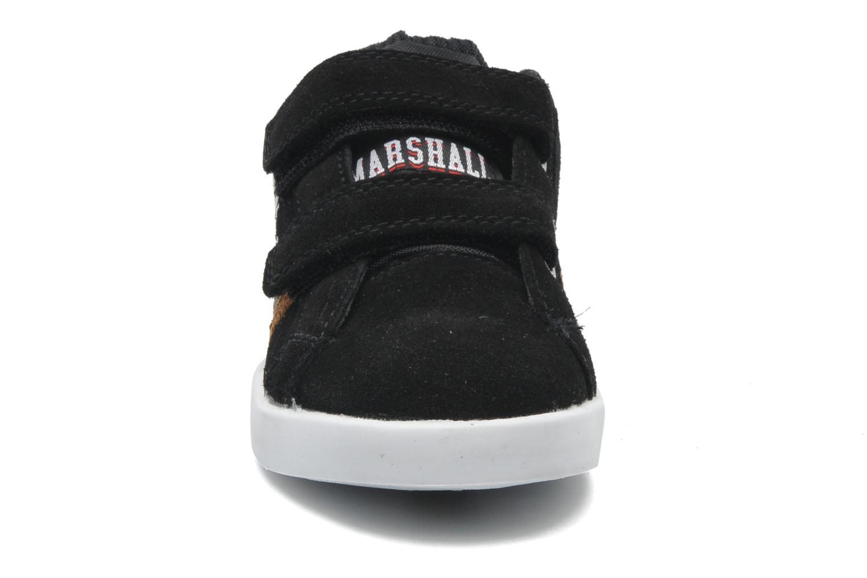 Baskets US Marshall Defi Kids Noir vue portées chaussures