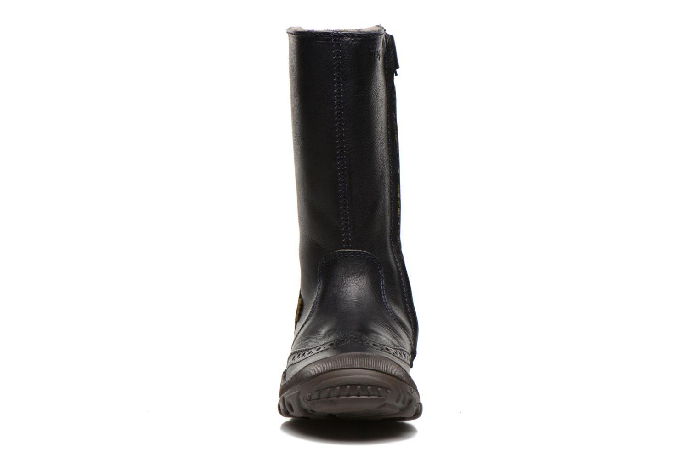 Bottes Bisgaard Dansk Noir vue portées chaussures