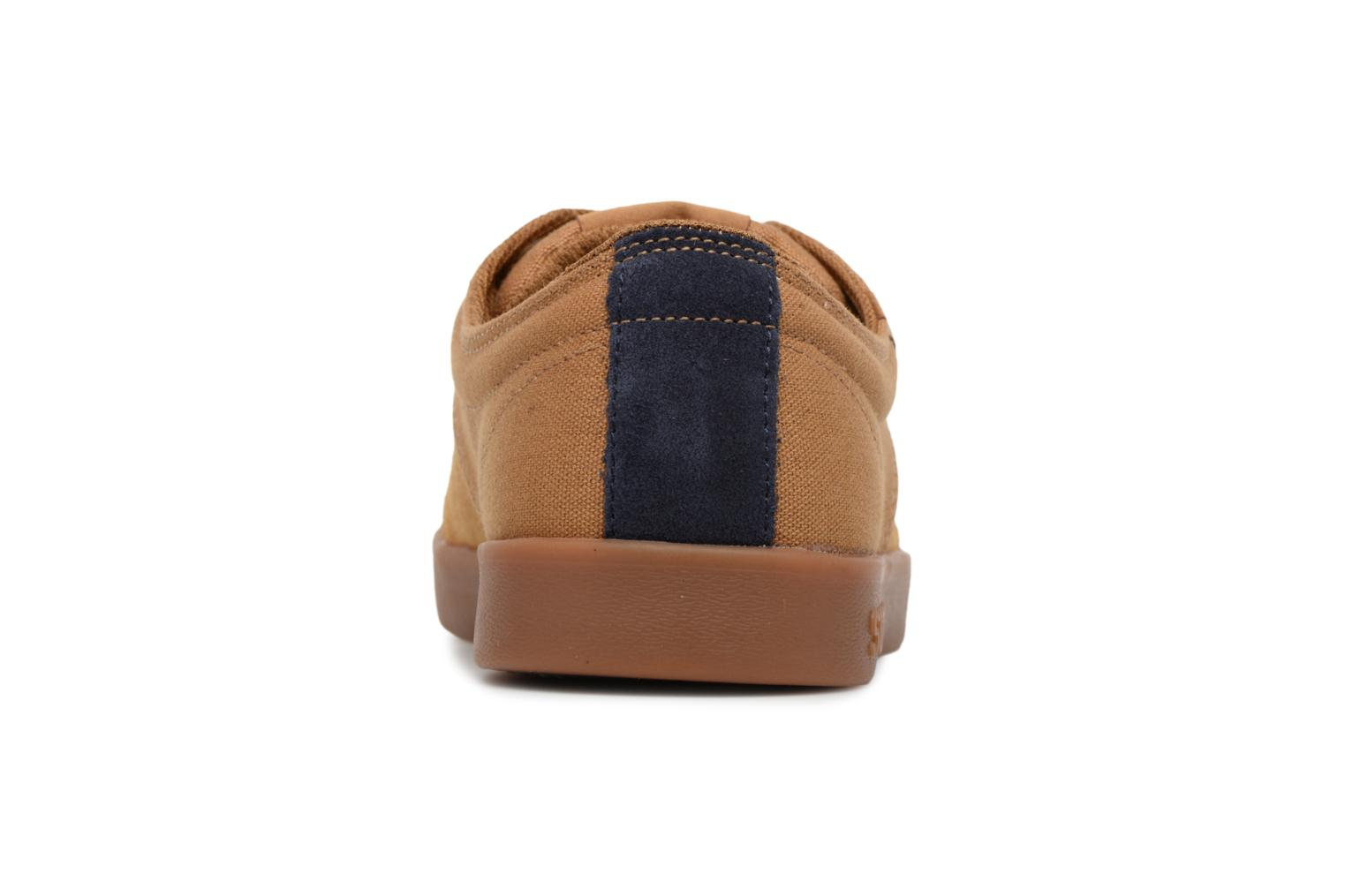 Stacks II Tan/Navy - Gum