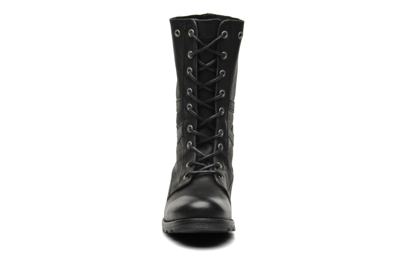 Bottines et boots P-L-D-M By Palladium Ulysse Dtrev Noir vue portées chaussures