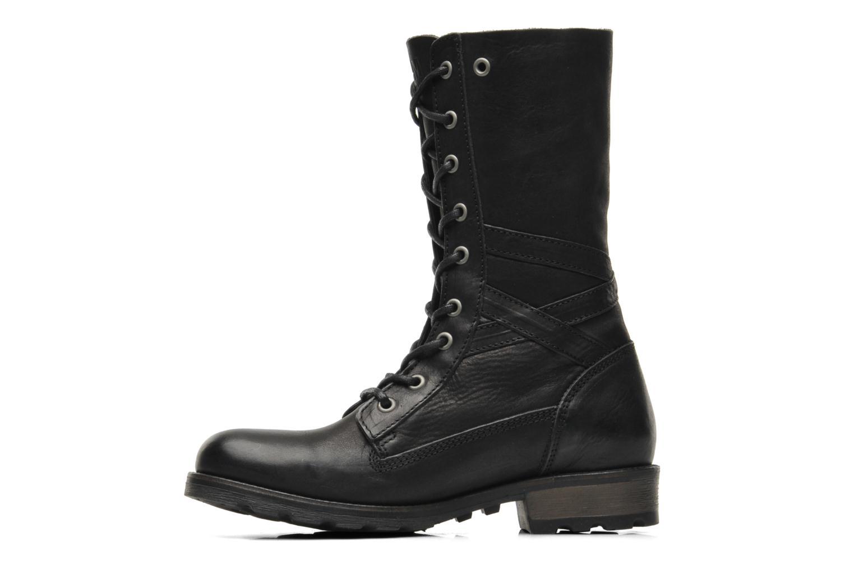 Bottines et boots P-L-D-M By Palladium Ulysse Dtrev Noir vue face
