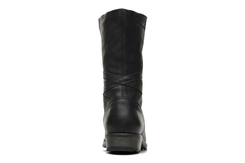 Bottines et boots P-L-D-M By Palladium Ulysse Dtrev Noir vue droite