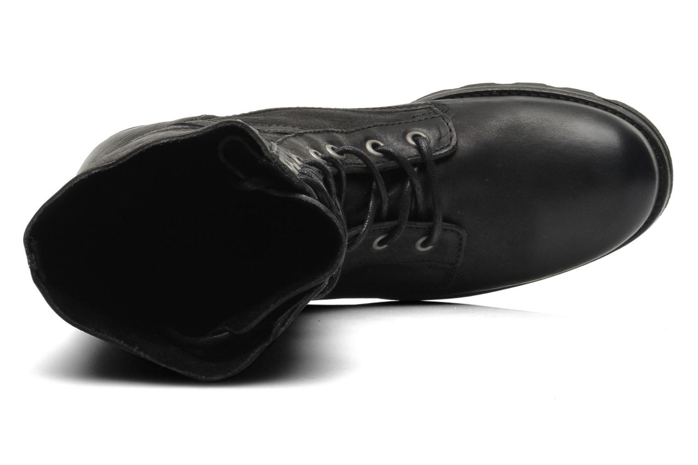Bottines et boots P-L-D-M By Palladium Ulysse Dtrev Noir vue gauche