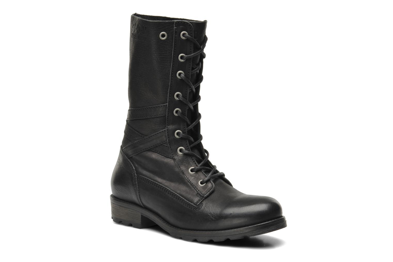Bottines et boots P-L-D-M By Palladium Ulysse Dtrev Noir vue détail/paire
