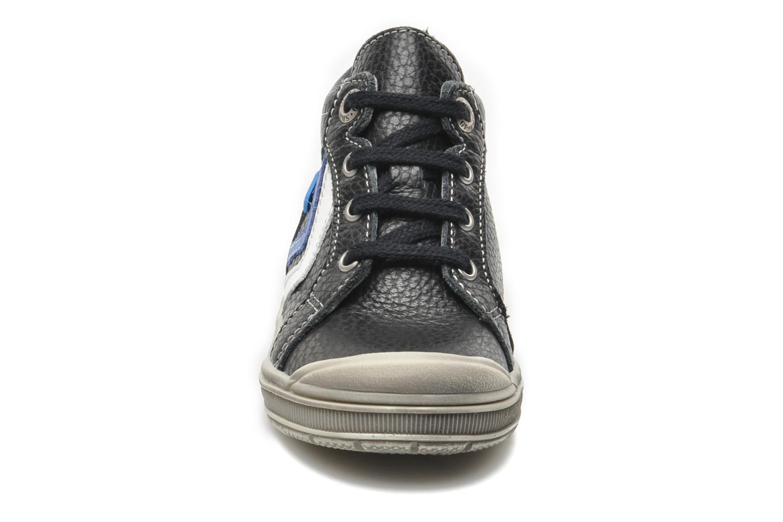 Baskets Bopy BERTIGE Noir vue portées chaussures