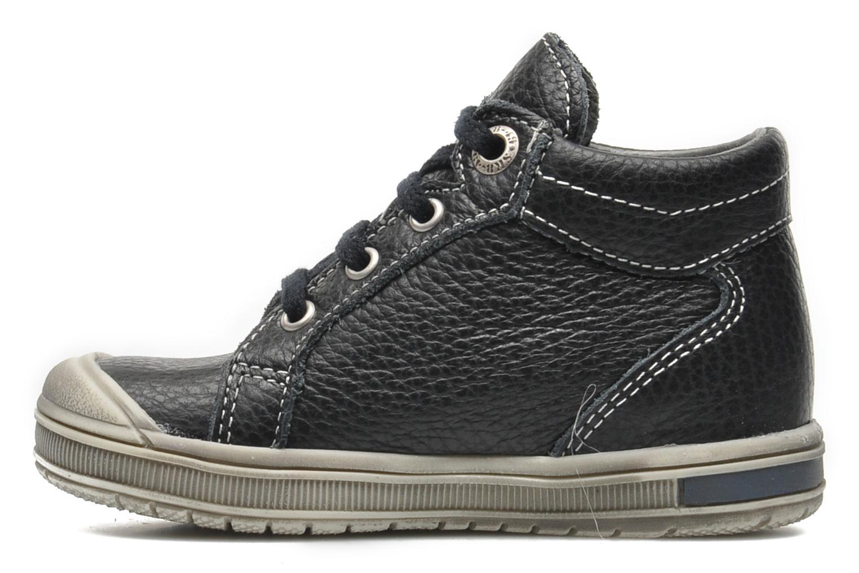 Sneaker Bopy BERTIGE schwarz ansicht von vorne