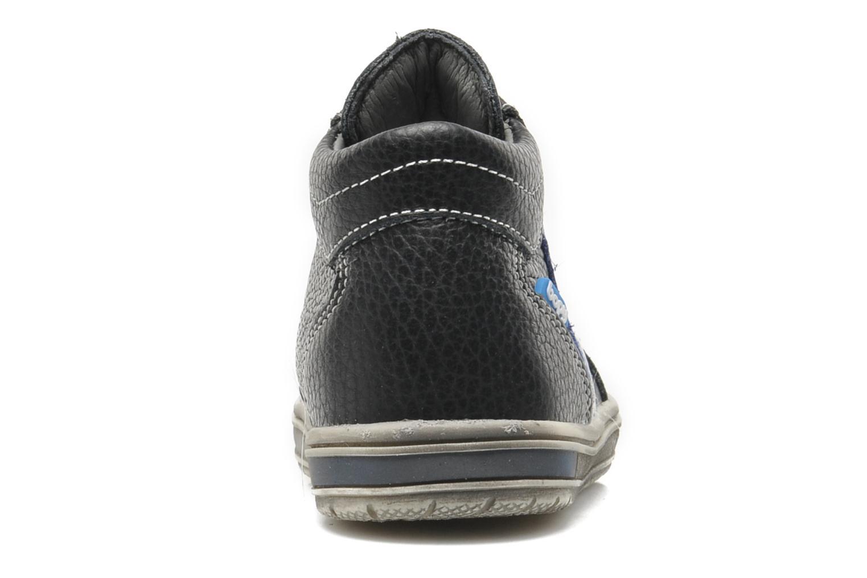 Sneaker Bopy BERTIGE schwarz ansicht von rechts