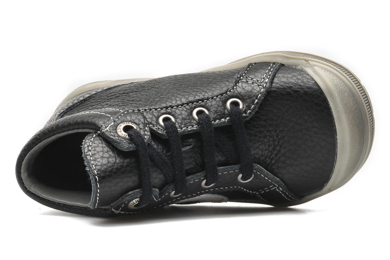 Sneaker Bopy BERTIGE schwarz ansicht von links
