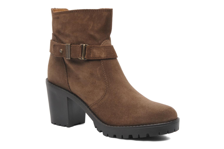 Marques Chaussure femme Esprit femme Baily Buckle 022 Black 001