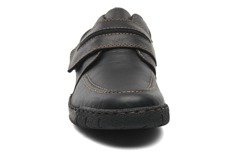 Baskets Rieker Jackso B0352 Noir vue portées chaussures