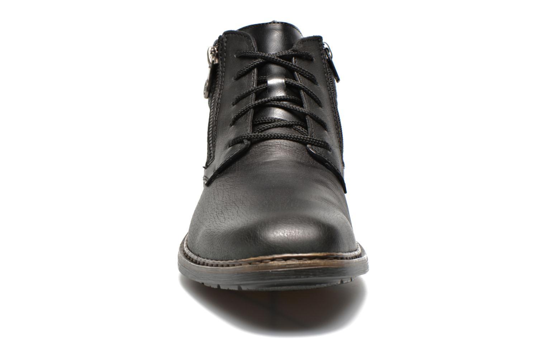 Lace-up shoes Rieker Gaspa F1230 Black model view