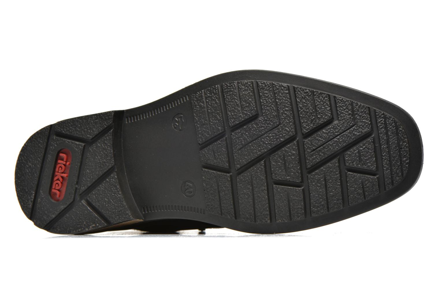 Lace-up shoes Rieker Gaspa F1230 Black view from above