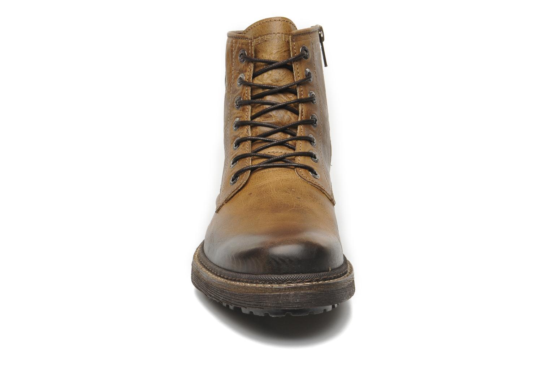 Bottines et boots Redskins Hadane Marron vue portées chaussures