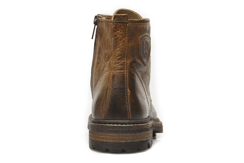 Bottines et boots Redskins Hadane Marron vue droite