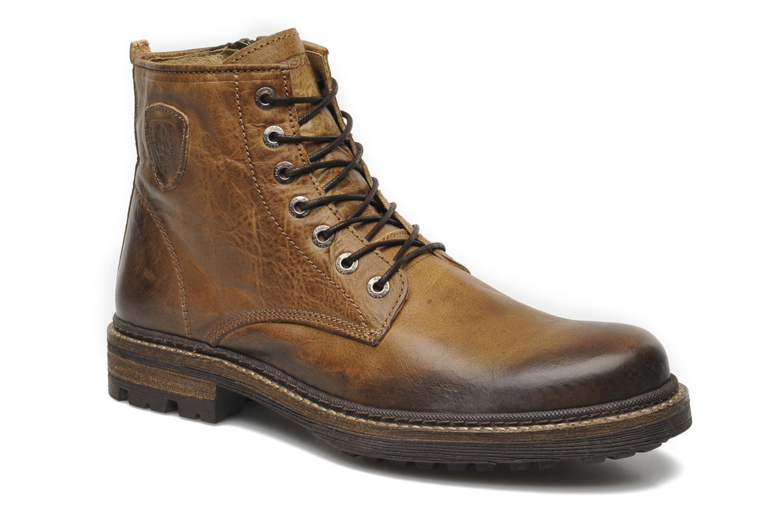 Boots en enkellaarsjes Redskins Hadane Bruin detail