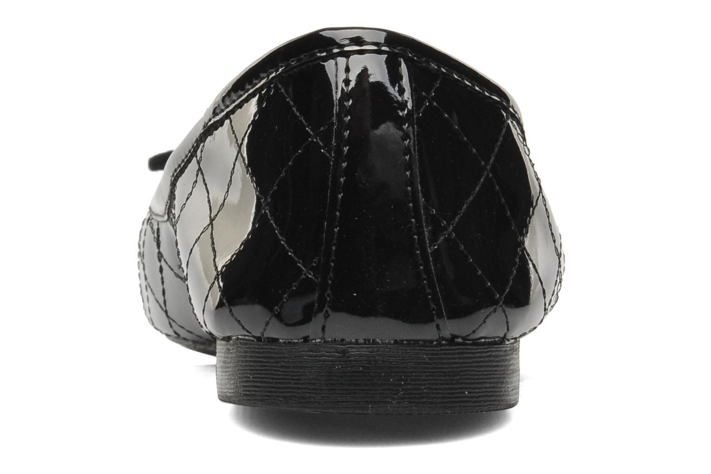 Ballerine Nœud Lacet Noir