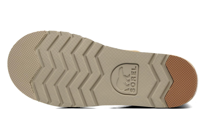 Stiefeletten & Boots Sorel Newbie beige ansicht von oben