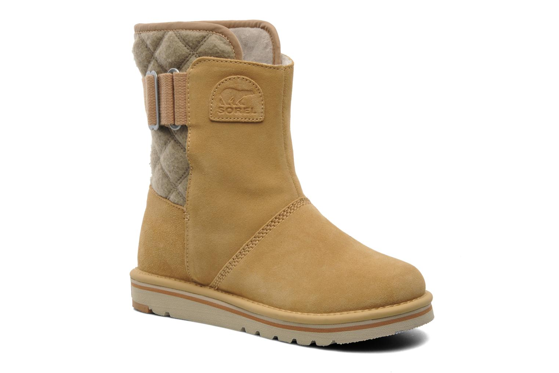 Stiefeletten & Boots Sorel Newbie beige detaillierte ansicht/modell
