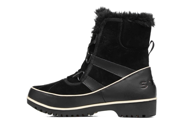 Chaussures de sport Sorel Tivoli II Noir vue face